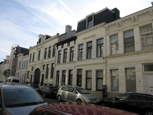 Antwerpen Dolfijnstraat 22-34