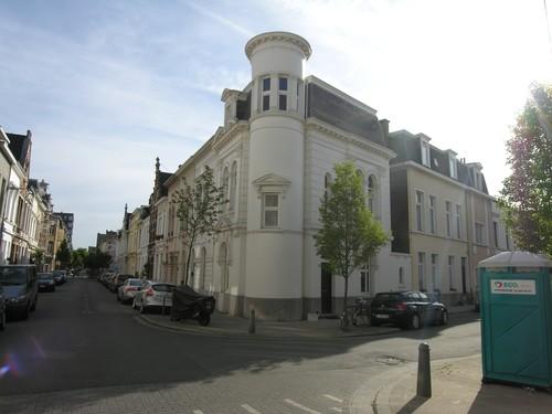 Antwerpen Tweelingenstraat hoek Dolfijnstraat