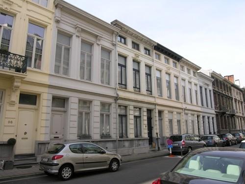 Antwerpen Lange Van Ruusbroecstraat 94-80