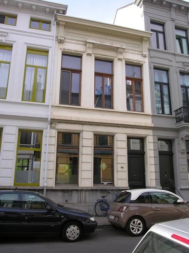 Antwerpen Lange Van Ruusbroecstraat 100