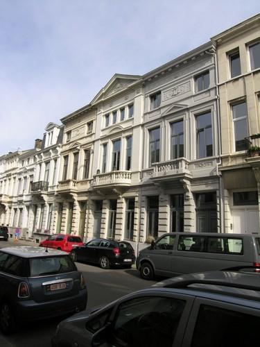 Antwerpen Lange Van Ruusbroecstraat 105-115