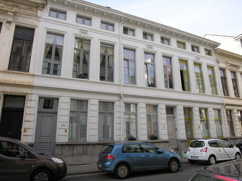 Antwerpen Lange Van Ruusbroecstraat 106