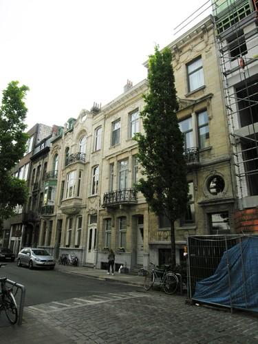 Antwerpen Lange Van Ruusbroecstraat 2-10