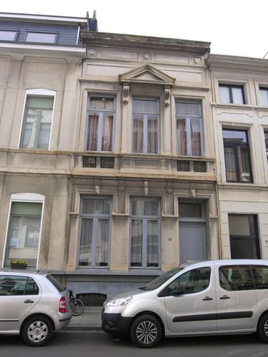 Antwerpen Lange Van Ruusbroecstraat 38