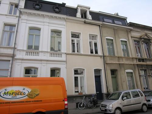 Antwerpen Lange Van Ruusbroecstraat 44-40