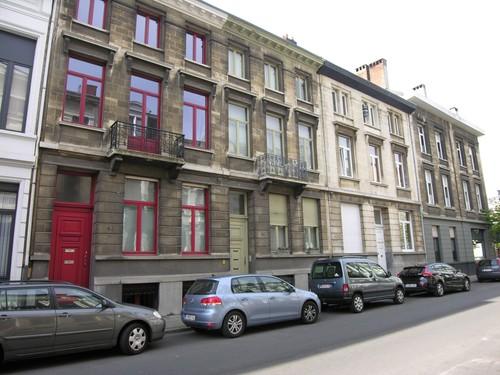 Antwerpen Lange Van Ruusbroecstraat 84 tot 80