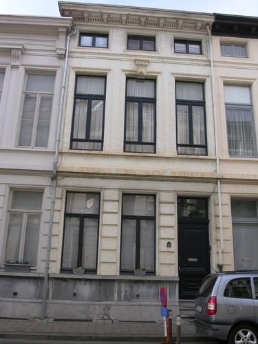 Antwerpen Lange Van Ruusbroecstraat 92