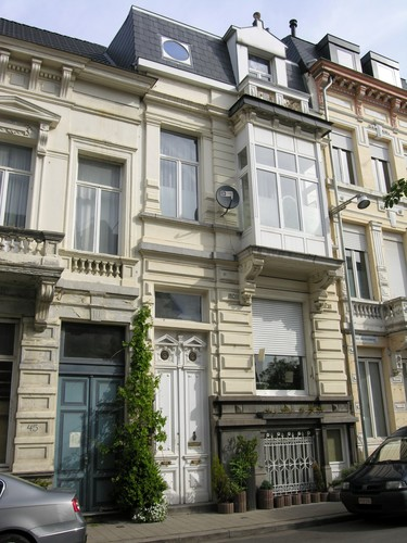 Antwerpen Lange Van-Ruusbroecstraat 47