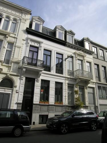 Antwerpen Lange Van Ruusbroecstraat 73-75