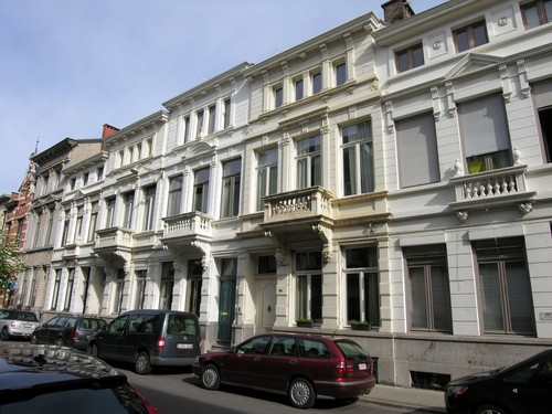 Antwerpen Lange Van Ruusbroecstraat 97-105