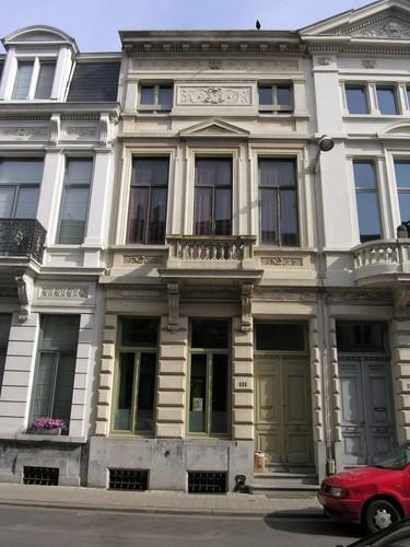 Antwerpen Lange Van Ruusbroecstraat 111