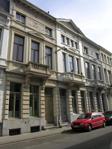 Antwerpen Lange Van Ruusbroecstraat 111-115