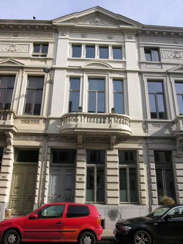 Antwerpen Lange Van Ruusbroecstraat 113
