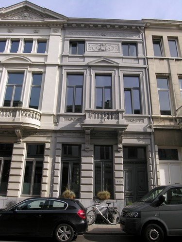 Antwerpen Lange Van Ruusbroecstraat 115