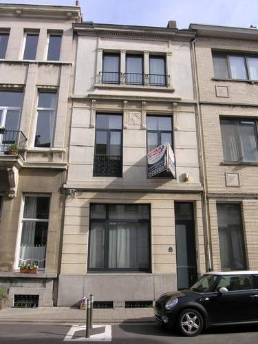Antwerpen Lange Van Ruusbroecstraat 119