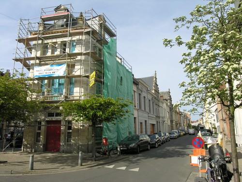 Antwerpen Lange Van Ruusbroecstraat 83