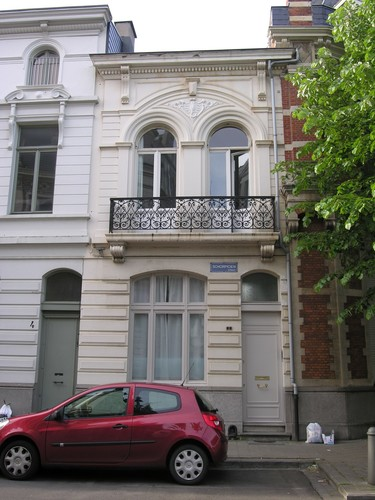 Antwerpen Schorpioenstraat 2
