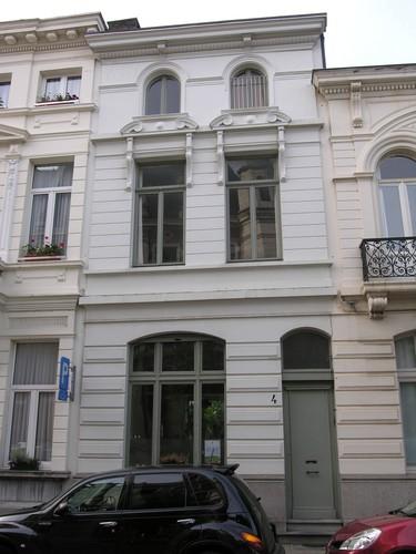 Antwerpen Schorpioenstraat 4