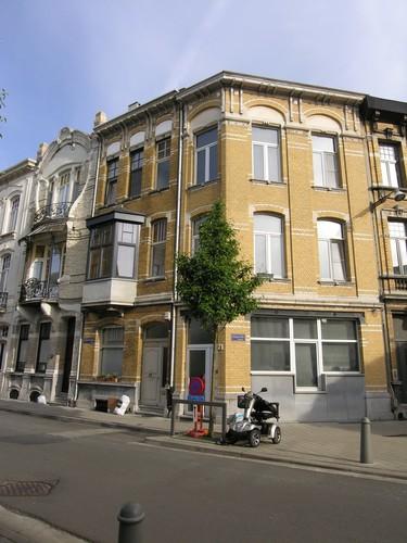 Antwerpen Schorpioenstraat 19 en 21 - André Forton