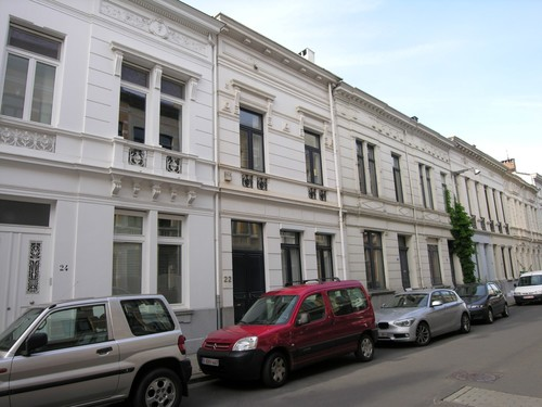 Antwerpen Schorpioenstraat 24-16