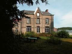 Villa Korbeek met herenboerenparkje
