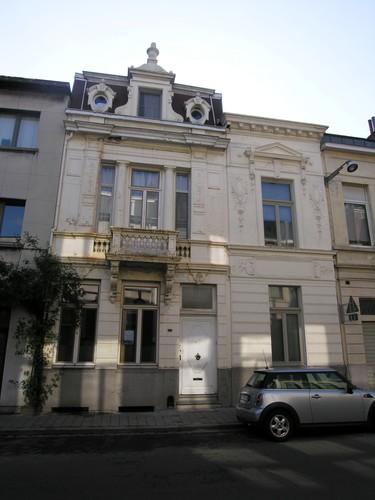 Antwerpen Dolfijnstraat 3 (Lange Altaarstraat 27)