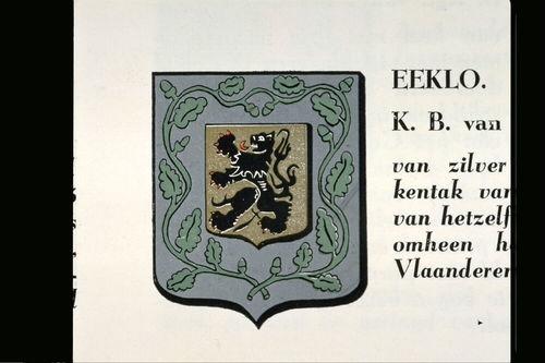 Eeklo Wapenschild