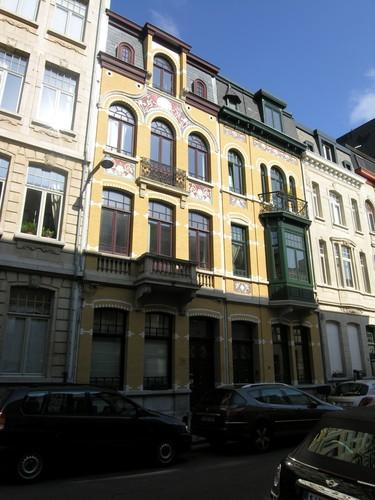 Antwerpen Steenbokstraat 36-38