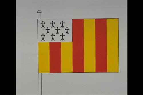 Geel Vlag