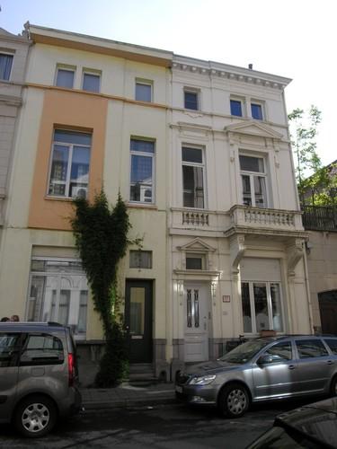 Antwerpen Raafstraat 9-11