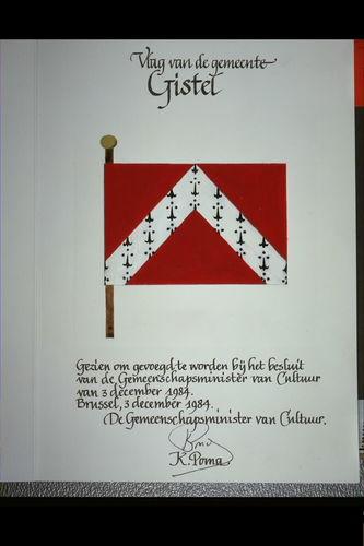 Gistel Vlag