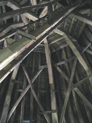 Leuven Kruisstraat zonder nummer torenspits