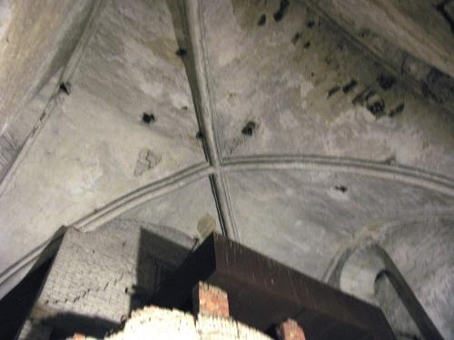 Leuven Kruisstraat zonder nummer westtoren