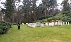 Britse militaire begraafplaats
