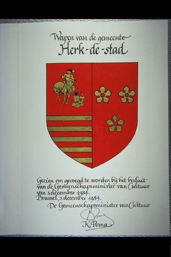 Herk-de-stad Wapen