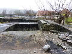 Maldegem Langeweg zonder nummer Stützpunkt Mauritz (https://id.erfgoed.net/afbeeldingen/225619)