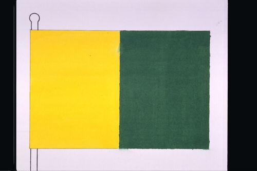 Hoeilaart Vlag