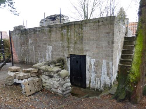 Lembeke Ledestraat 42 bunker301072 2