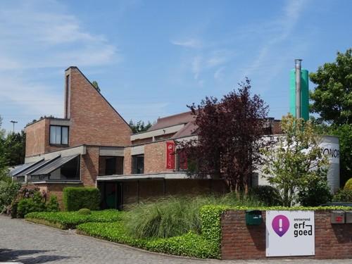 Gent Liefkensstraat 35 Fabriek Meca Pneumatics Wondelgem