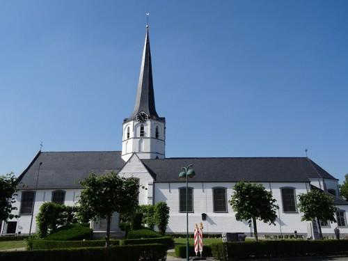 Evergem Sleidinge-Dorp zonder nummer Parochiekerk Sint-Joris