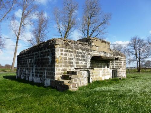 Assenede Oosteeklo Heide zonder nummer Bunker