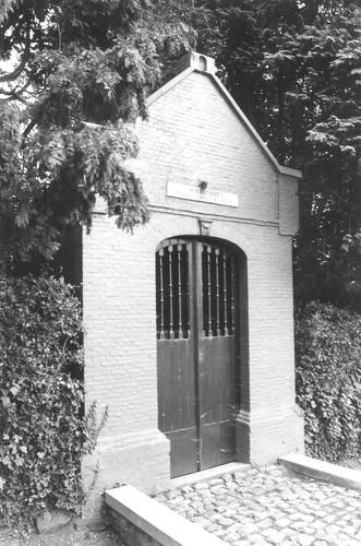 Oudenaarde Edelareberg zonder nummer Kapel Heilige Martinus