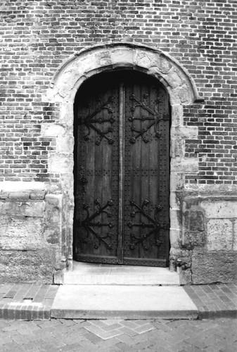 Oudenaarde Edelareberg zonder nummer kerk