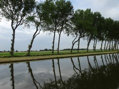 Kanaal Nieuwpoort-Plassendale en omgeving Schuddebeurze