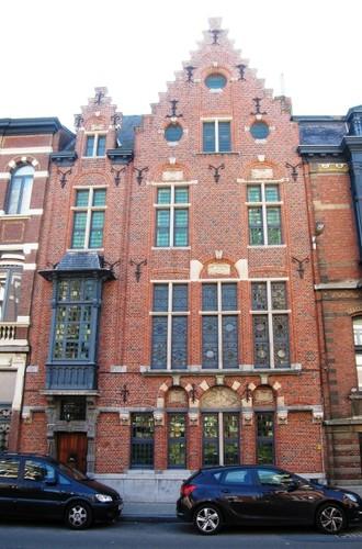 Antwerpen Albert Grisarstraat 24