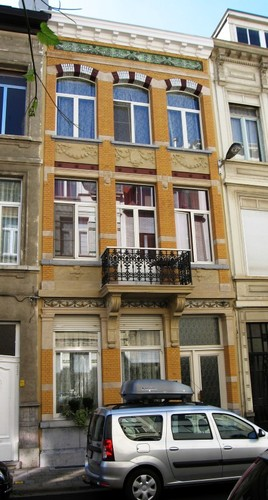 Antwerpen Cobdenstraat 12