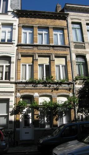 Antwerpen Cobdenstraat 7