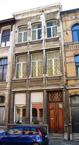 Antwerpen Zénobe Grammestraat 26