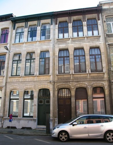 Antwerpen Zénobe Grammestraat 28-30