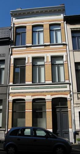 Antwerpen Zénobe Grammestraat 33